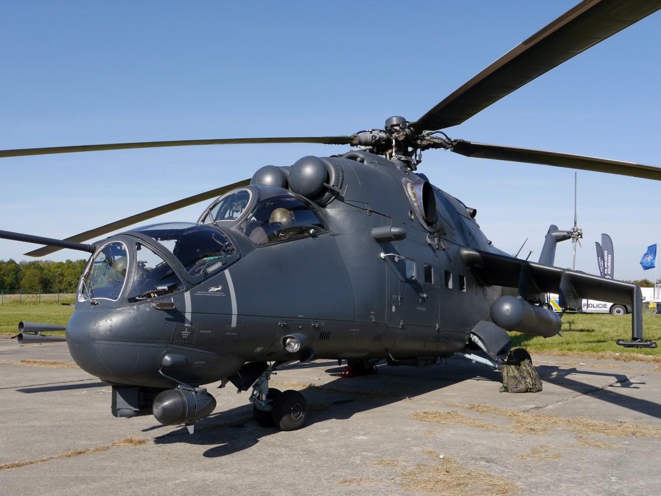 Kliknij obrazek, aby uzyskać większą wersję  Nazwa:Mi-24P.jpg Wyświetleń:32 Rozmiar:255,9 KB ID:224030