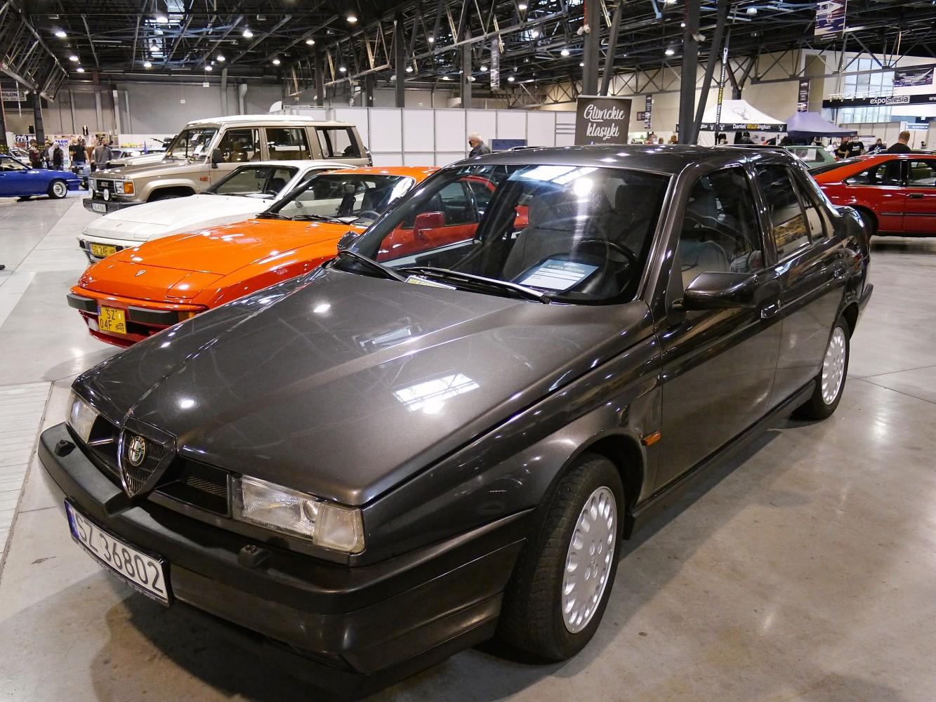 Kliknij obrazek, aby uzyskać większą wersję  Nazwa:Alfa Romeo 155 (2).jpg Wyświetleń:69 Rozmiar:378,1 KB ID:232413