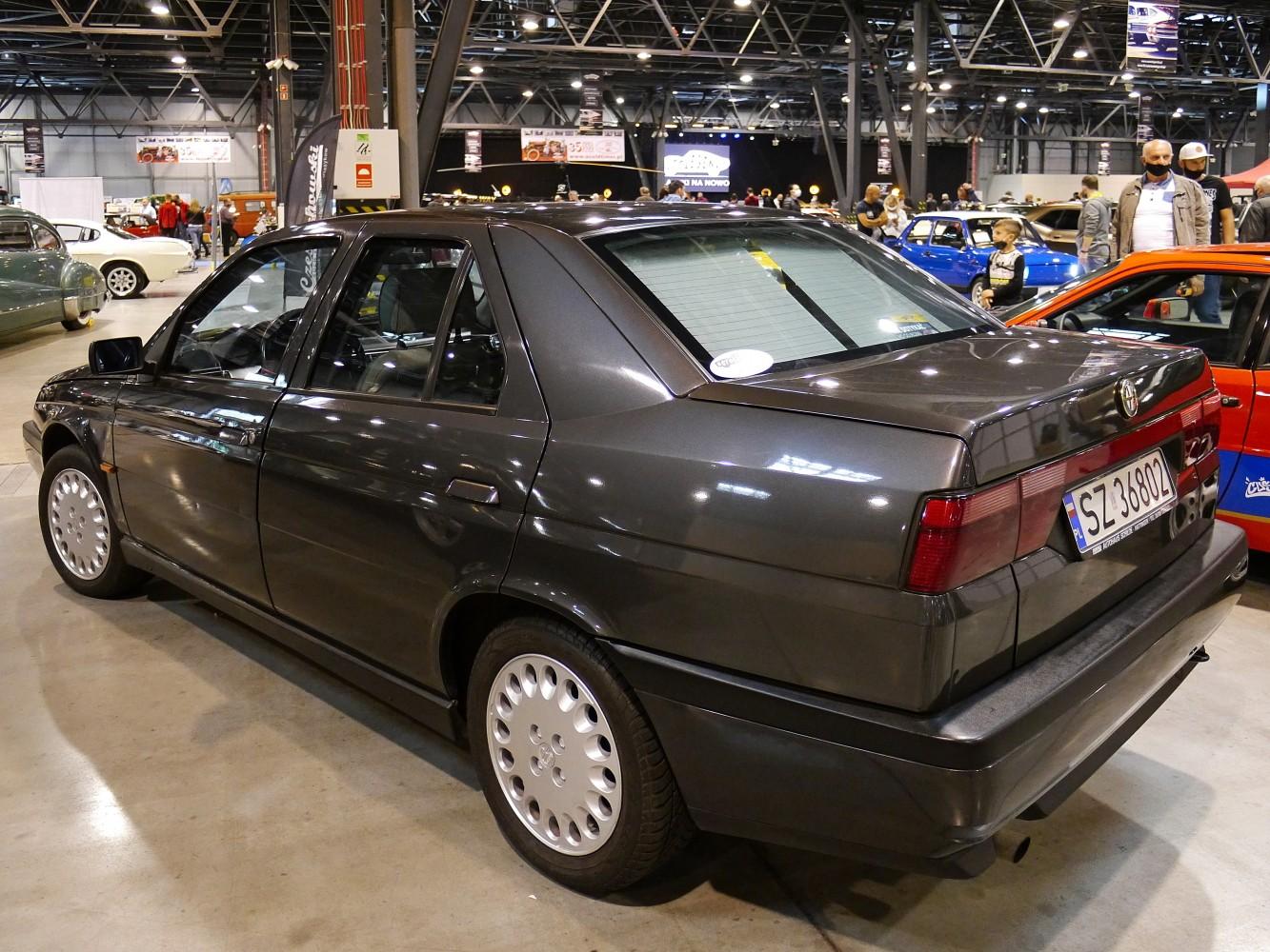 Kliknij obrazek, aby uzyskać większą wersję  Nazwa:Alfa Romeo 155 (3).jpg Wyświetleń:67 Rozmiar:379,2 KB ID:232414