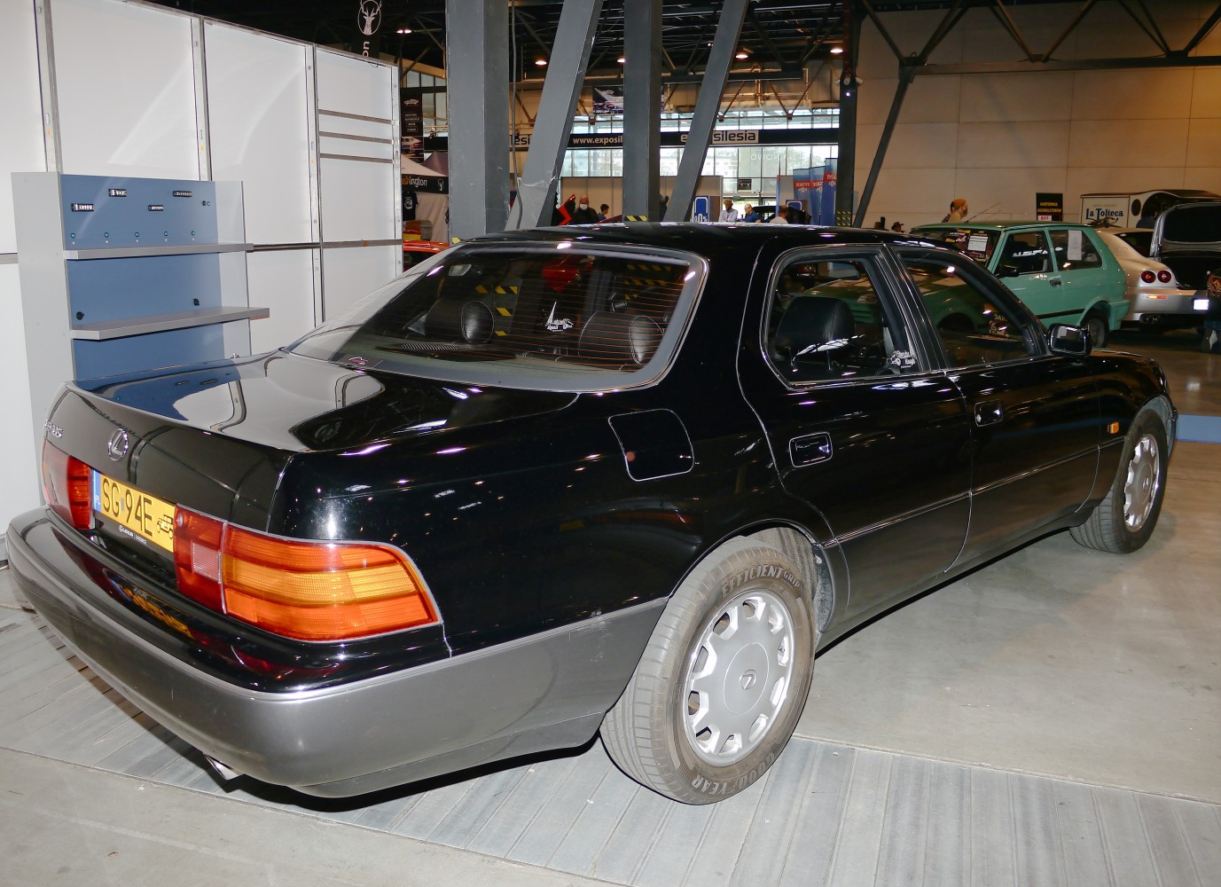Kliknij obrazek, aby uzyskać większą wersję  Nazwa:Lexus LS (2).jpg Wyświetleń:50 Rozmiar:303,0 KB ID:232672