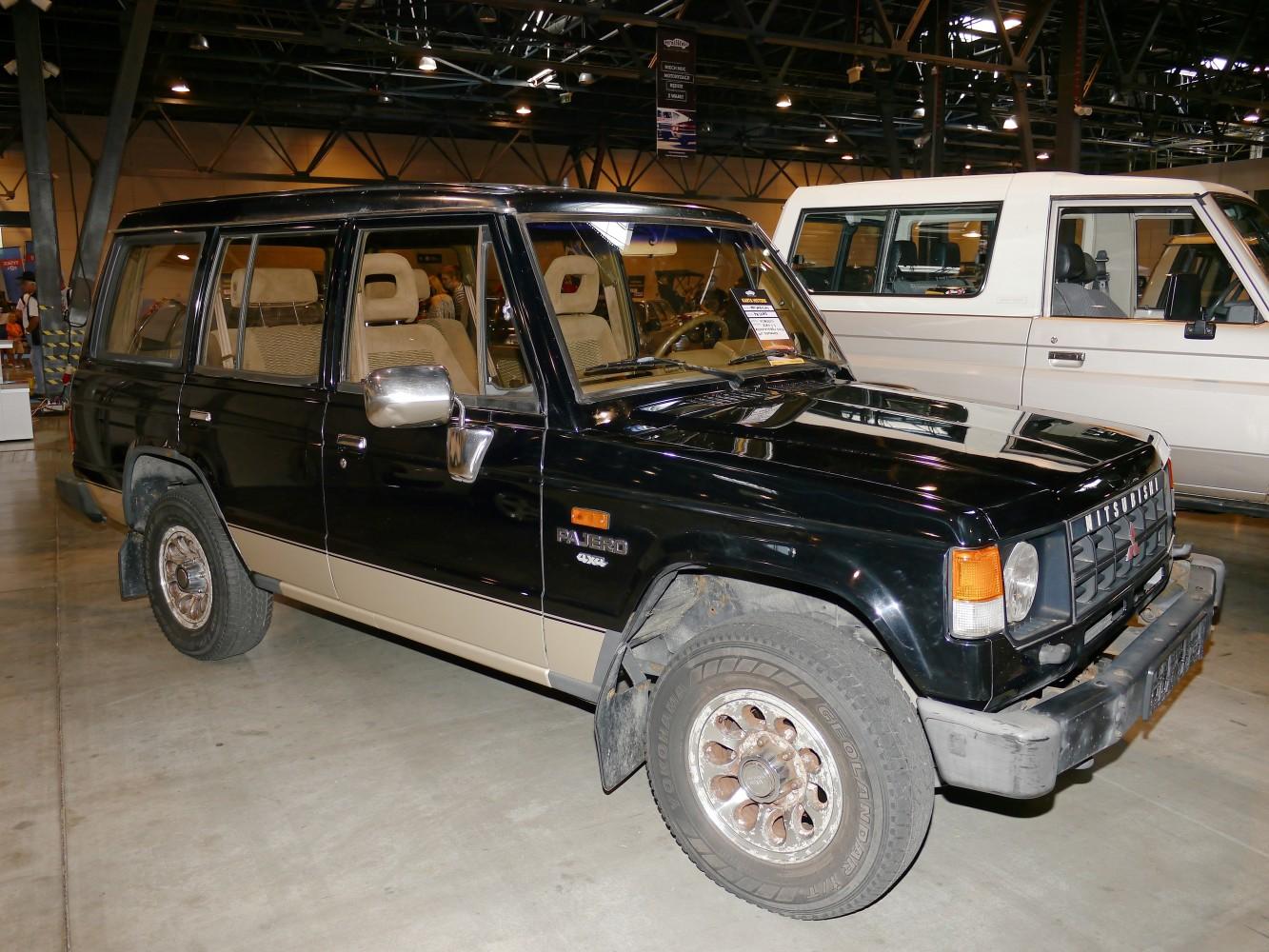 Kliknij obrazek, aby uzyskać większą wersję  Nazwa:Mitsubishi Pajero (1).jpg Wyświetleń:48 Rozmiar:336,8 KB ID:232729