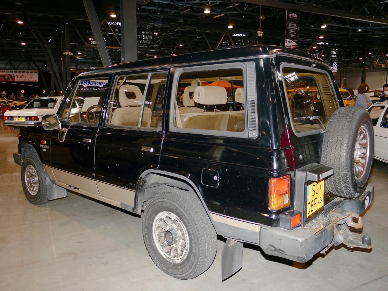 Kliknij obrazek, aby uzyskać większą wersję  Nazwa:Mitsubishi Pajero (2).jpg Wyświetleń:48 Rozmiar:346,0 KB ID:232730