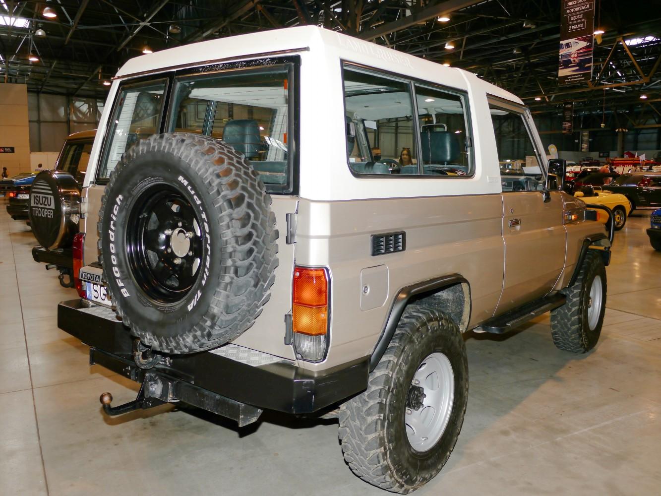 Kliknij obrazek, aby uzyskać większą wersję  Nazwa:Toyota Land Cruiser (2).jpg Wyświetleń:48 Rozmiar:323,1 KB ID:232734