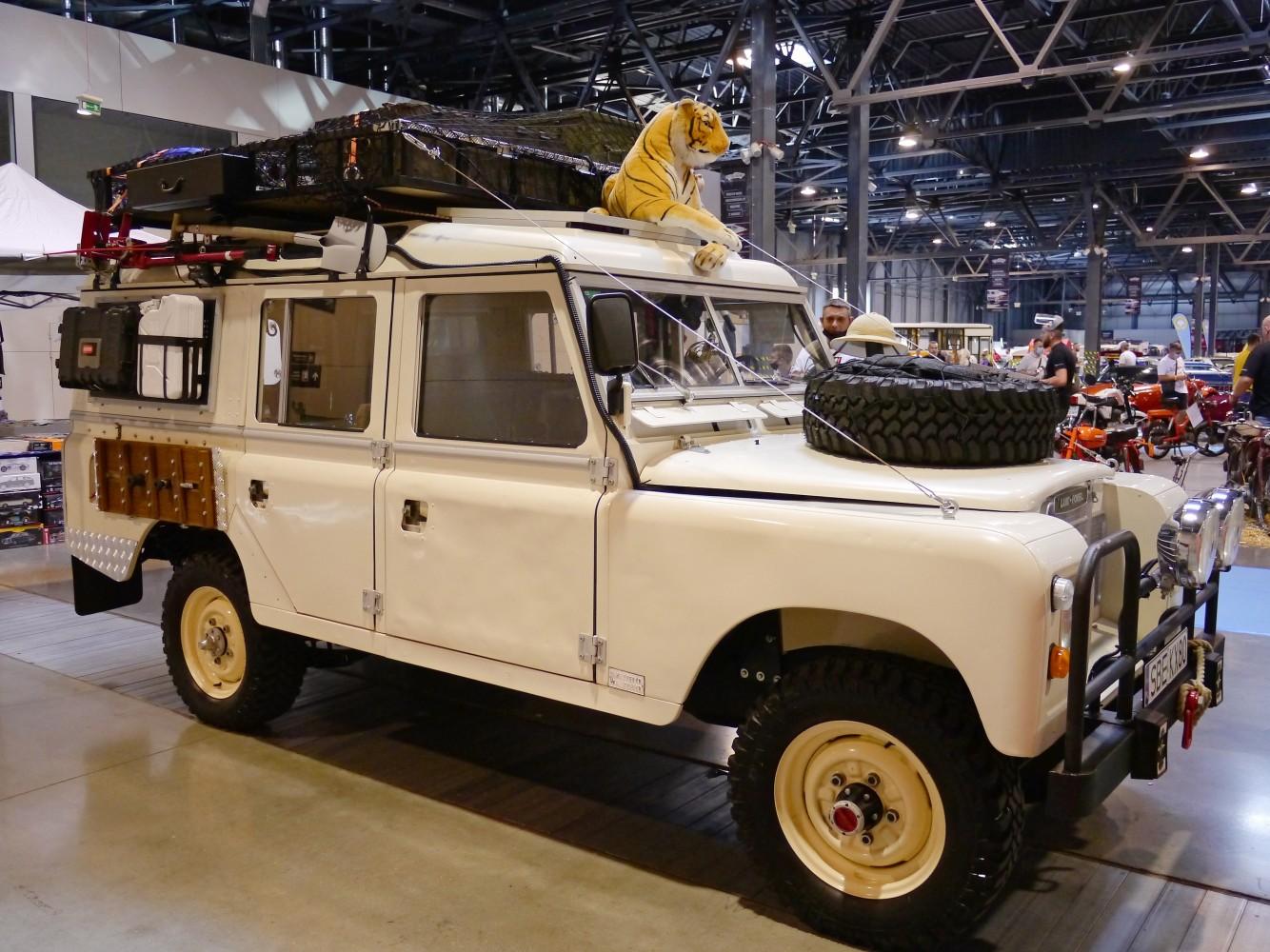 Kliknij obrazek, aby uzyskać większą wersję  Nazwa:Land Rover Santana.jpg Wyświetleń:48 Rozmiar:326,3 KB ID:232806
