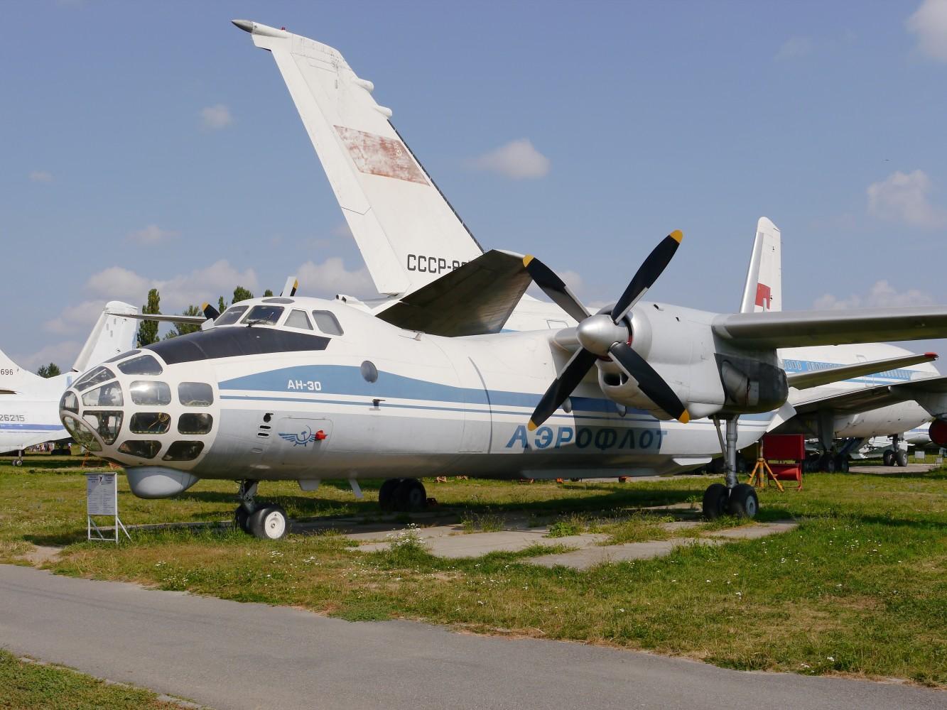 Kliknij obrazek, aby uzyskać większą wersję  Nazwa:An-30.jpg Wyświetleń:22 Rozmiar:282,9 KB ID:234548