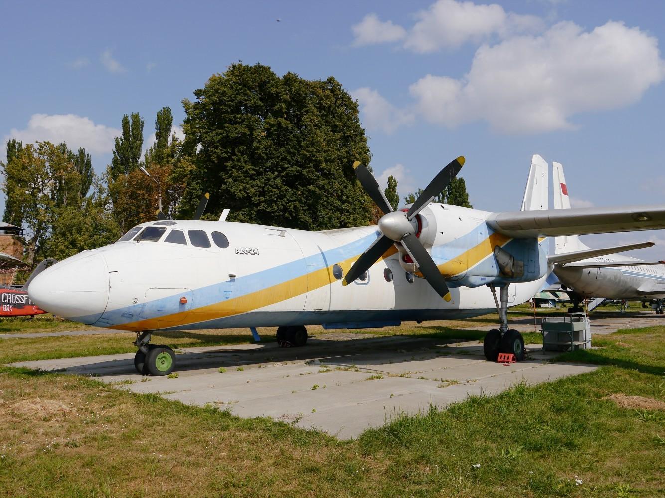 Kliknij obrazek, aby uzyskać większą wersję  Nazwa:An-24B.jpg Wyświetleń:29 Rozmiar:392,1 KB ID:234618