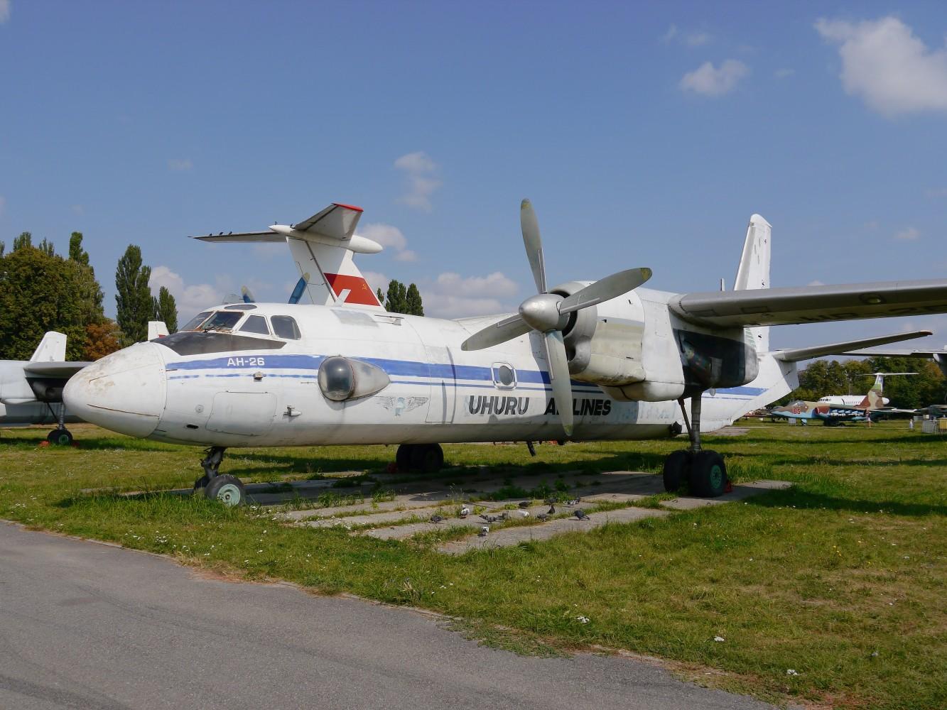 Kliknij obrazek, aby uzyskać większą wersję  Nazwa:An-26 (1).jpg Wyświetleń:22 Rozmiar:309,2 KB ID:234699