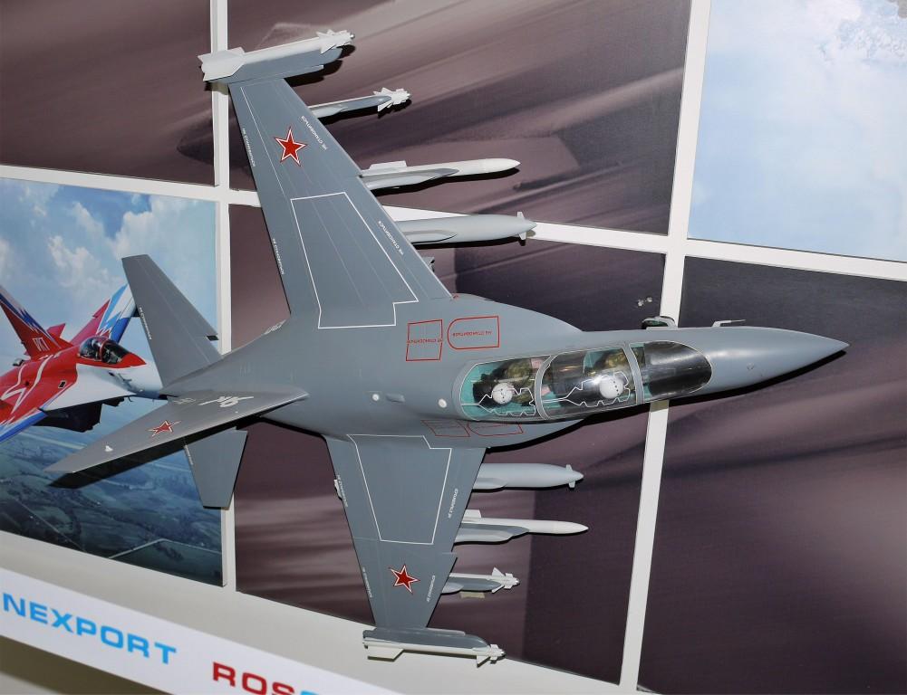 Kliknij obrazek, aby uzyskać większą wersję  Nazwa:Jak-130.jpg Wyświetleń:636 Rozmiar:141,7 KB ID:119188