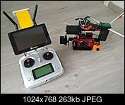Kliknij obrazek, aby uzyskać większą wersję  Nazwa:kap_rig_with_fpv_video.jpg Wyświetleń:24 Rozmiar:262,8 KB ID:232768